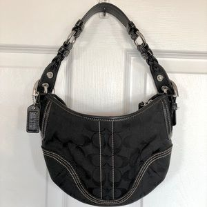 Signature Coach Hobo over the shoulder bag